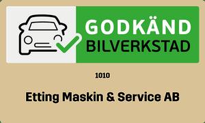 Godkänd Bilverkstad